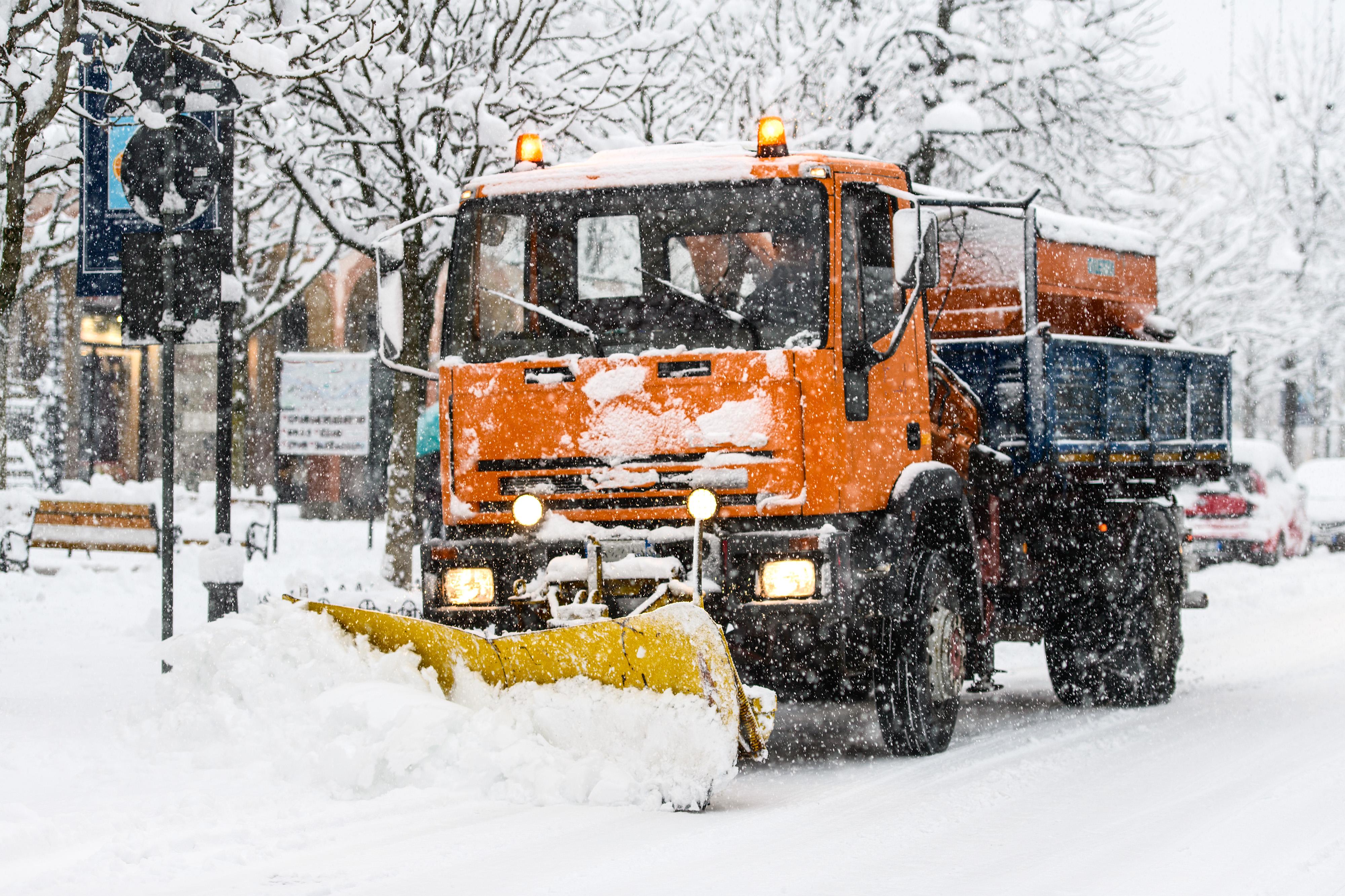 Winter Property Maintenance